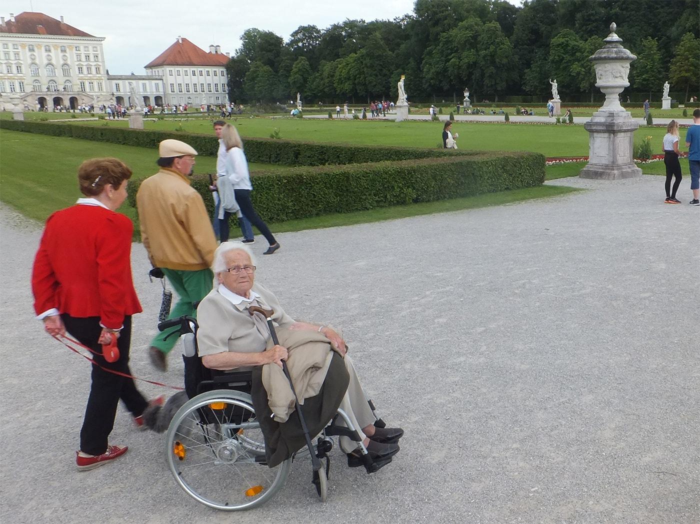 EuroPflege-24 Altenpflege Referenz