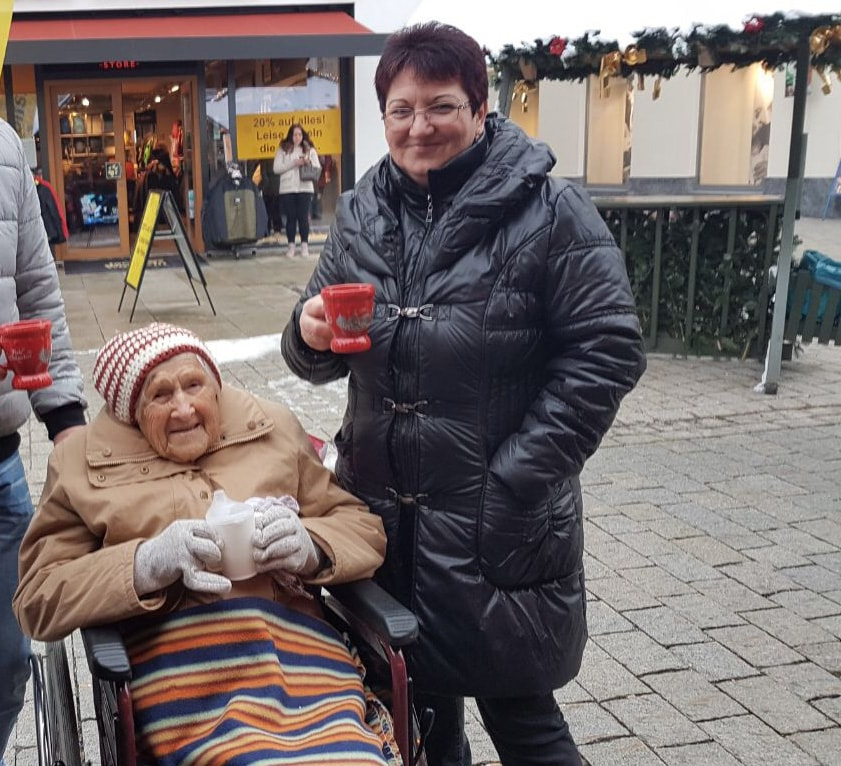 EuroPflege-24 Kundenstimme Bernried bei Deggendorf